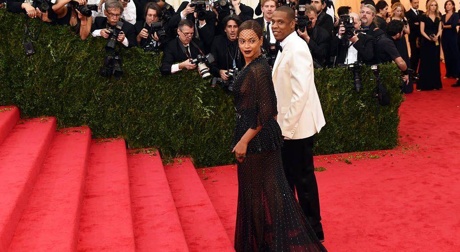 Costume-Institute-Benefit-Jay-Z-Beyonce-14-05-05-AFP - Bildquelle: AFP