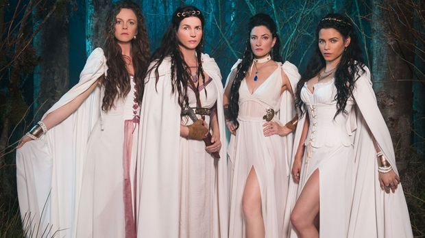 The Witches Of East End Staffel 3