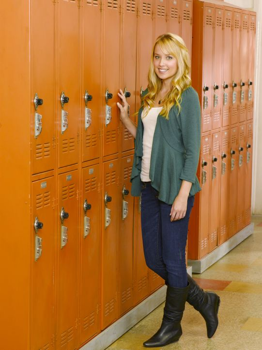 (2. Staffel) - Die gute Seele der Highschool, die keiner Fliege etwas zu Leide tun könnte: Grace (Megan Park) ... - Bildquelle: 2008 DISNEY ENTERPRISES, INC. All rights reserved. NO ARCHIVING. NO RESALE.