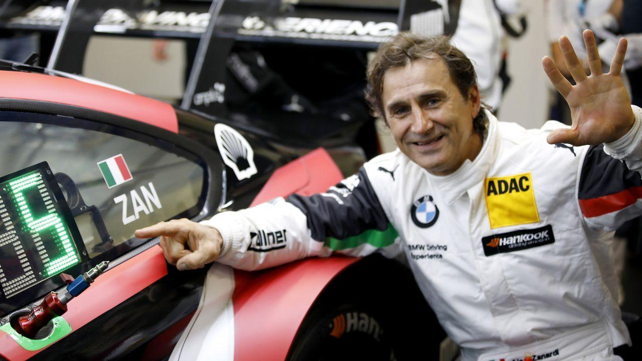 Alex Zanardi/2018_2 - Bildquelle: BMW