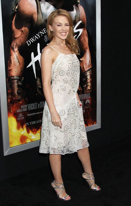 Premiere-Hercules-Kylie-Minogue-14-07-23-dpa - Bildquelle: dpa