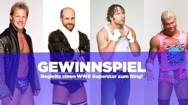 Gewinnspiel WWE SmackDown