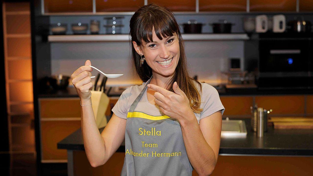The-Taste-Epi01-Kandidaten-Stella-1-SAT1-Oliver-S - Bildquelle: SAT.1/Oliver S.