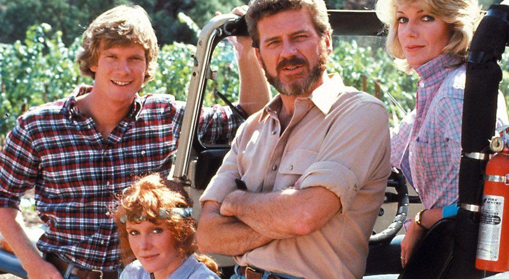 Die Familie Gioberti - Bildquelle: Warner Brothers