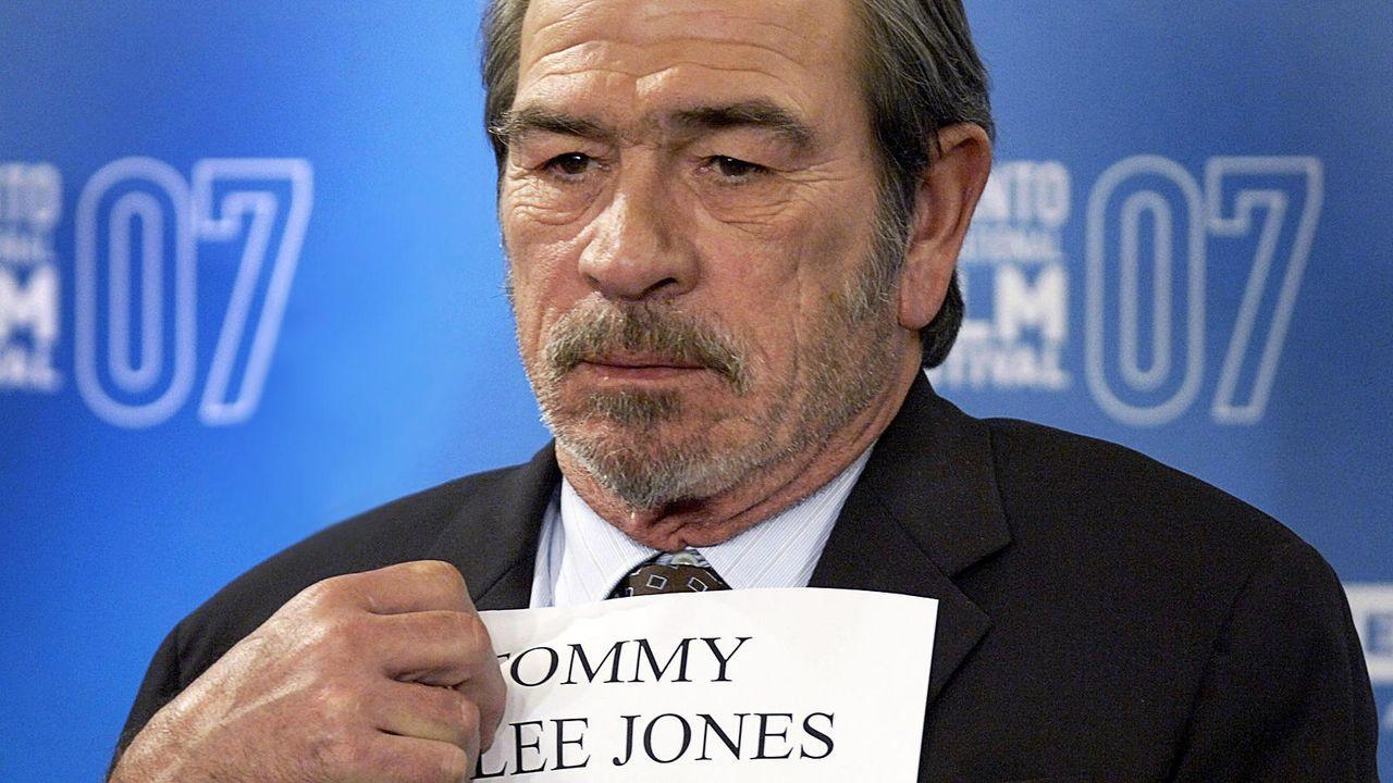 Tommy Lee Jones - Bildquelle: dpa