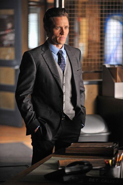 Kevin Ryan (Seamus Dever) ist nicht nur seiner Frau sondern auch seinen Kollegen eine Erklärung schuldig ... - Bildquelle: ABC Studios