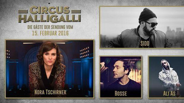 Circus HalliGalli Staffel 7 Folge 3