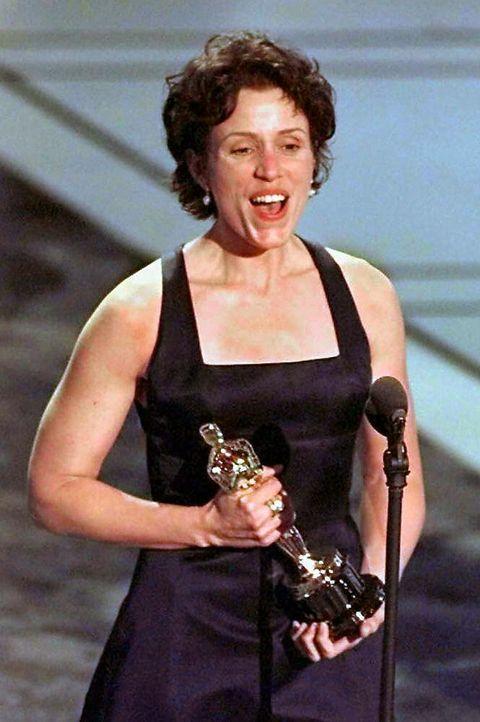 Beste-Hauptdarstellerin-1997-Frances-McDormand-AFP - Bildquelle: AFP