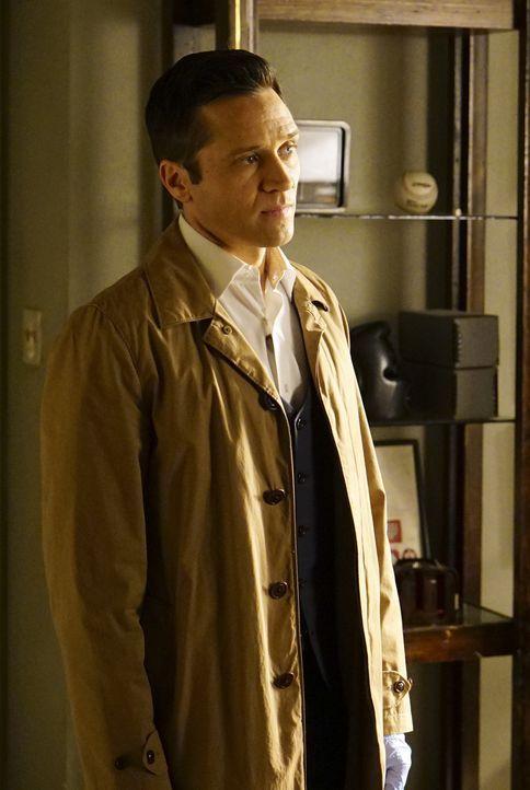 Neben den Ermittlungen muss Kevin (Seamus Dever) auch noch Castles Traum-Hinweisen nachgehen, was ihm gar nicht gefällt ... - Bildquelle: Richard Cartwright ABC Studios