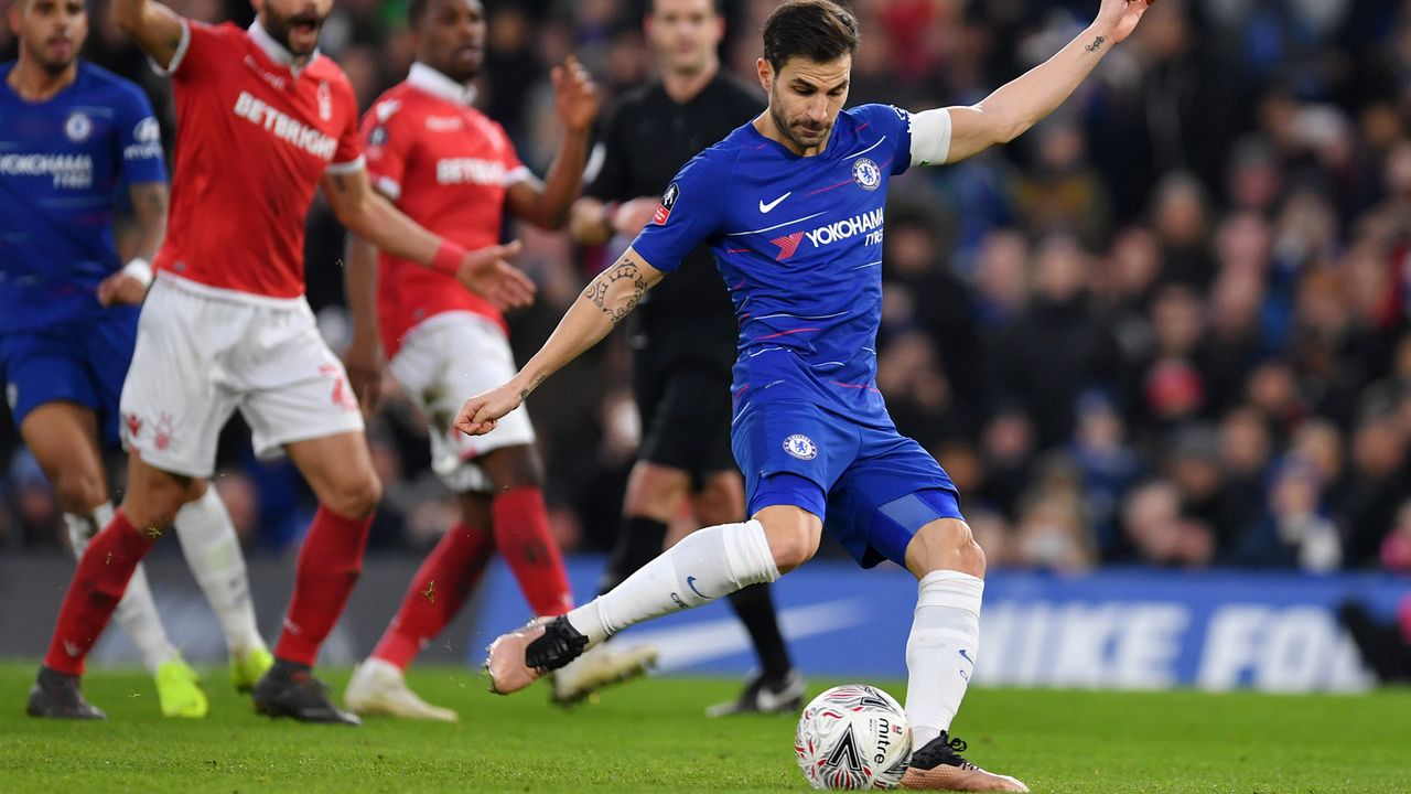 Cesc Fabregas, damals FC Arsenal - Bildquelle: 2019 Getty Images