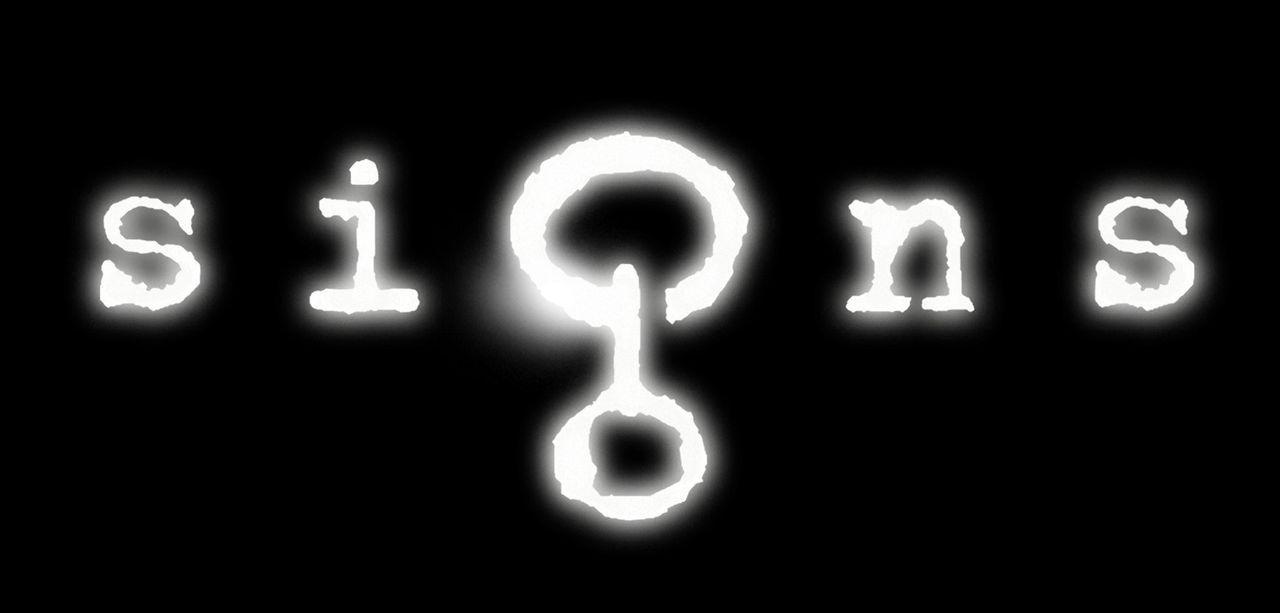 Logo von Signs - Zeichen - Bildquelle: Touchstone Pictures