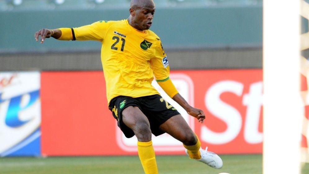 Luton Shelton spielte 75-mal für Jamaika - Bildquelle: PIXATHLONPIXATHLONSID