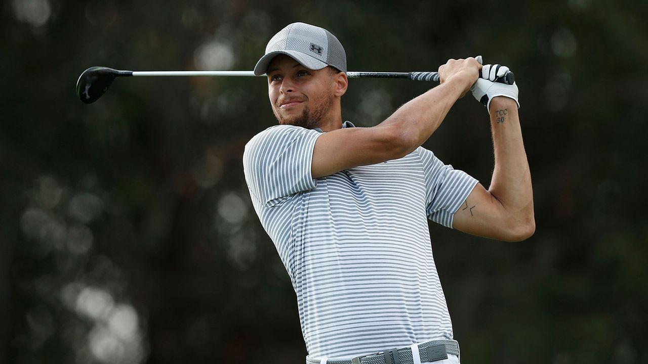 Leidenschaft von Curry: Golf - Bildquelle: 2017 Getty Images