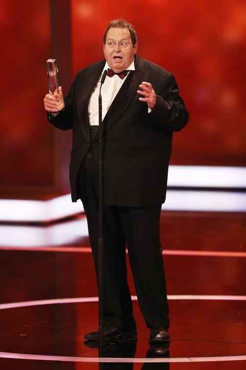 Deutscher-Fernsehpreis-Ottfried-Fischer-13-10-02-dpa - Bildquelle: dpa