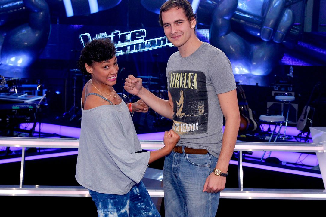 battle-sandra-vs-michael01-the-voice-of-germany-huebnerjpg 1700 x 1133 - Bildquelle: SAT1/ProSieben/Richard Hübner