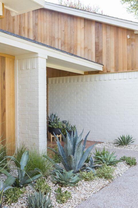 Da ihre Schwester einen grünen Daumen hat, nutzt Joanna jede Ecke am Haus, um Pflanzen zu integrieren ... - Bildquelle: Jennifer Boomer 2017, Scripps Networks, LLC. All Rights Reserved.