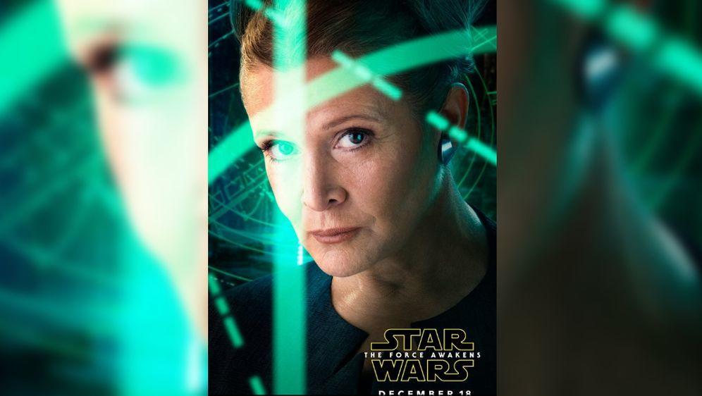 Star Wars 7 Das Erwachen Der Macht Prinzessin Leia Als General
