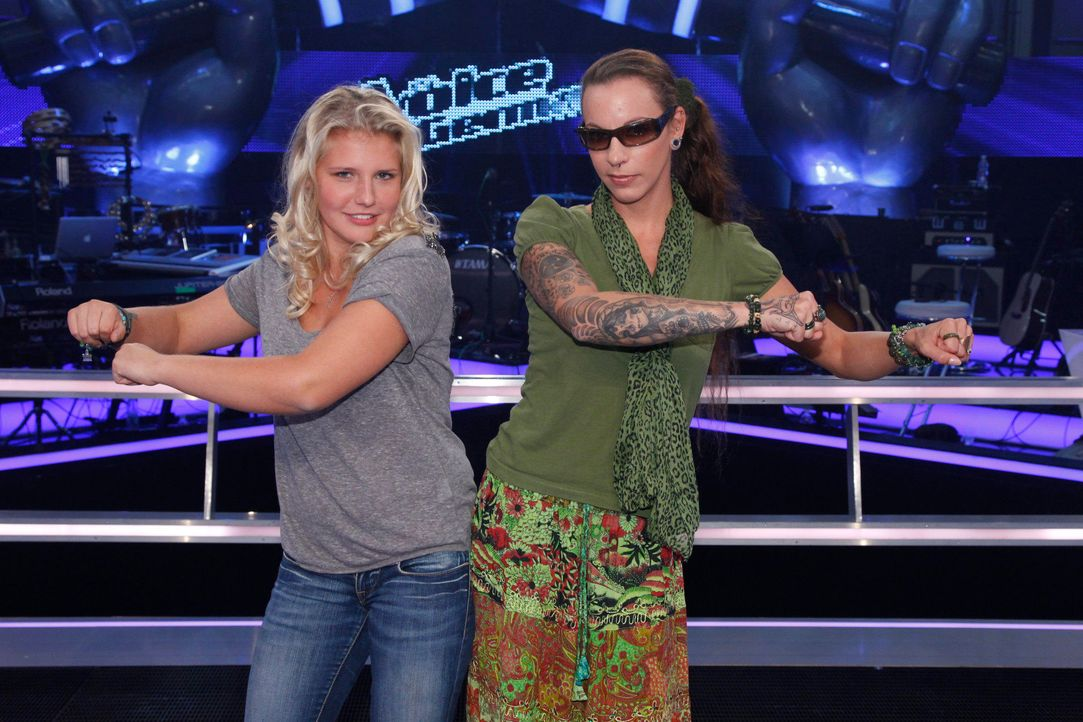 battle-freaky-t-vs-daliah-04-the-voice-of-germany-huebnerjpg 2160 x 1440 - Bildquelle: SAT.1/ProSieben/Richard Hübner