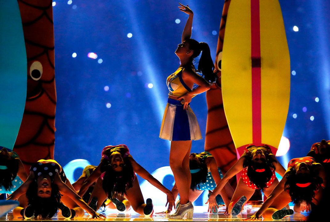 Super-Bowl-Katy-Perry-15-02-01-1-dpa - Bildquelle: dpa
