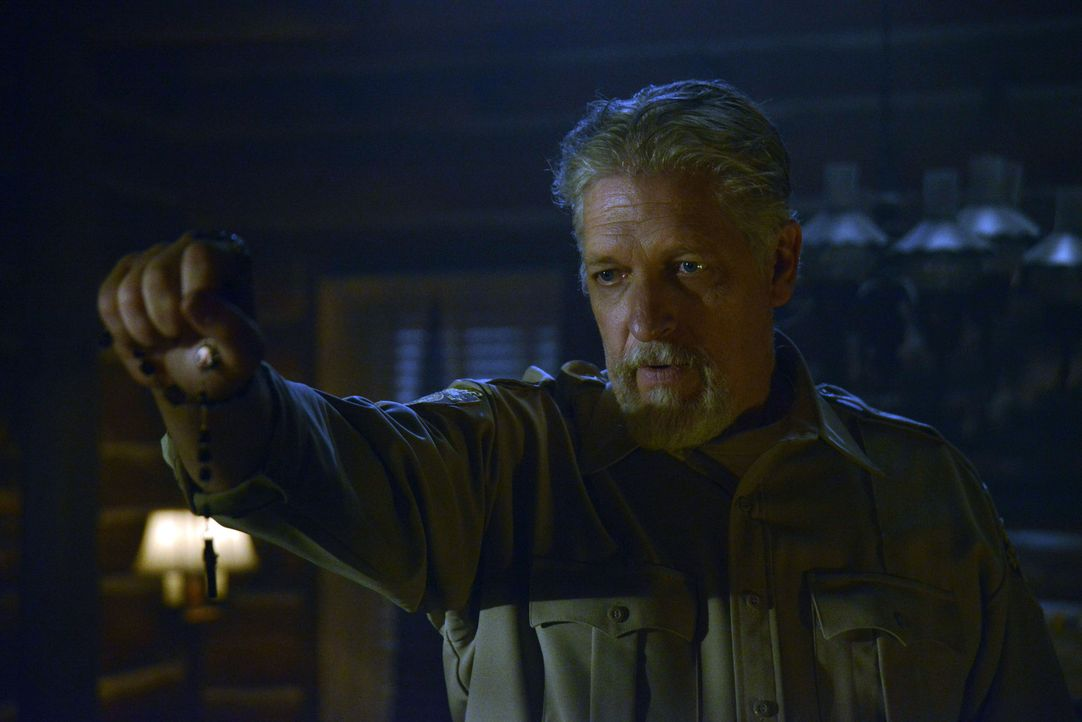 Was hat Sheriff August Corbin (Clancy Brown) vor? - Bildquelle: 2014 Twentieth Century Fox Film Corporation. All rights reserved.