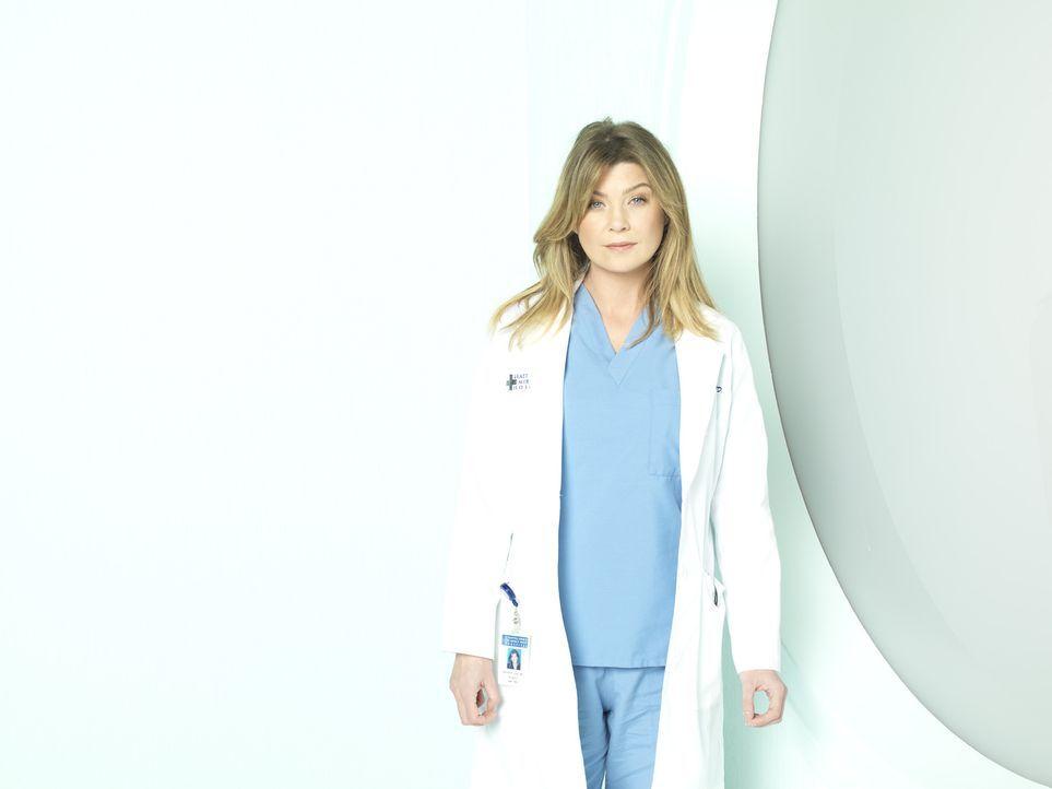 (7. Staffel) - Stets im Einsatz, um Leben zu retten: Meredith (Ellen Pompeo) ... - Bildquelle: ABC Studios