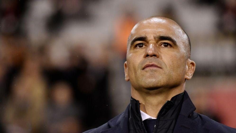 Martinez ist seit August 2016 Belgiens Nationaltrainer - Bildquelle: AFPBELGA MAGSIDDIRK WAEM