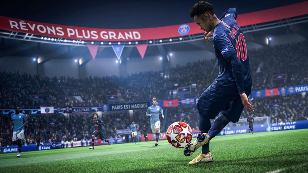 FIFA 20 wird kommen. Das hat EA Sports bestätigt. ran.de hat alle News und G... - Bildquelle: EA Sports