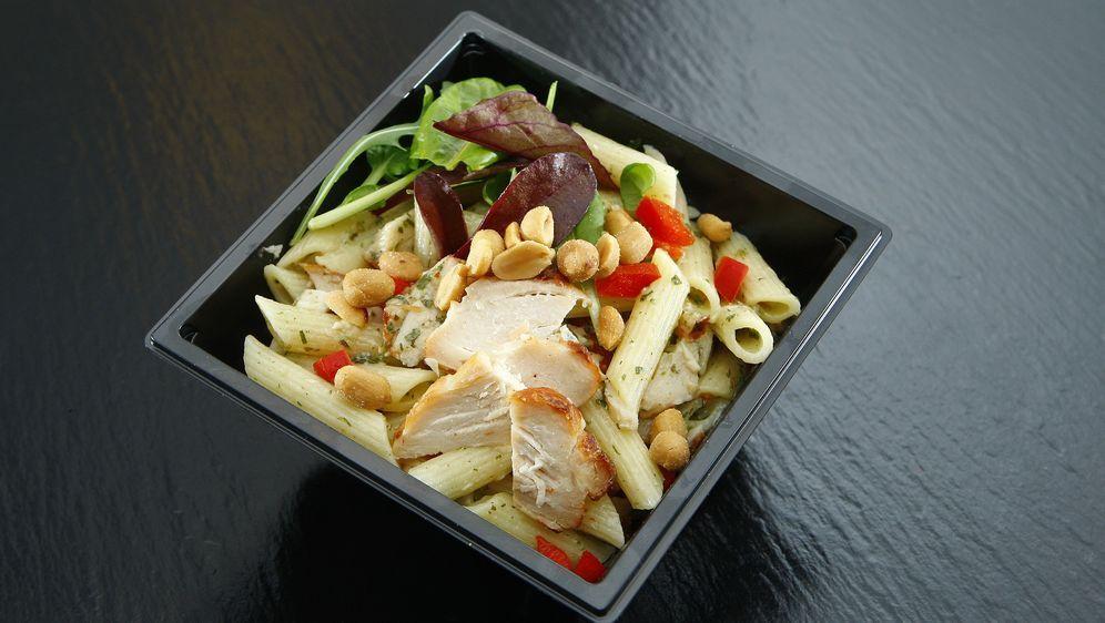 Thailändischer Hähnchensalat - Bildquelle: Pixabay