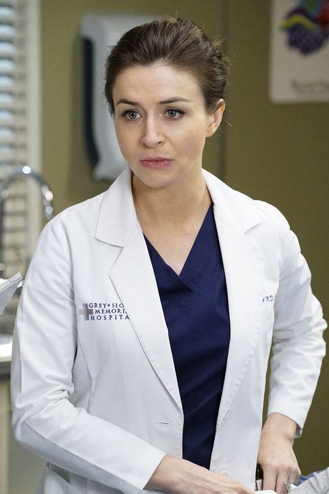 Ein harter Arbeitstag wartet auf Amelia (Caterina Scorsone) und ihre Kollegen ... - Bildquelle: Kelsey McNeal ABC Studios