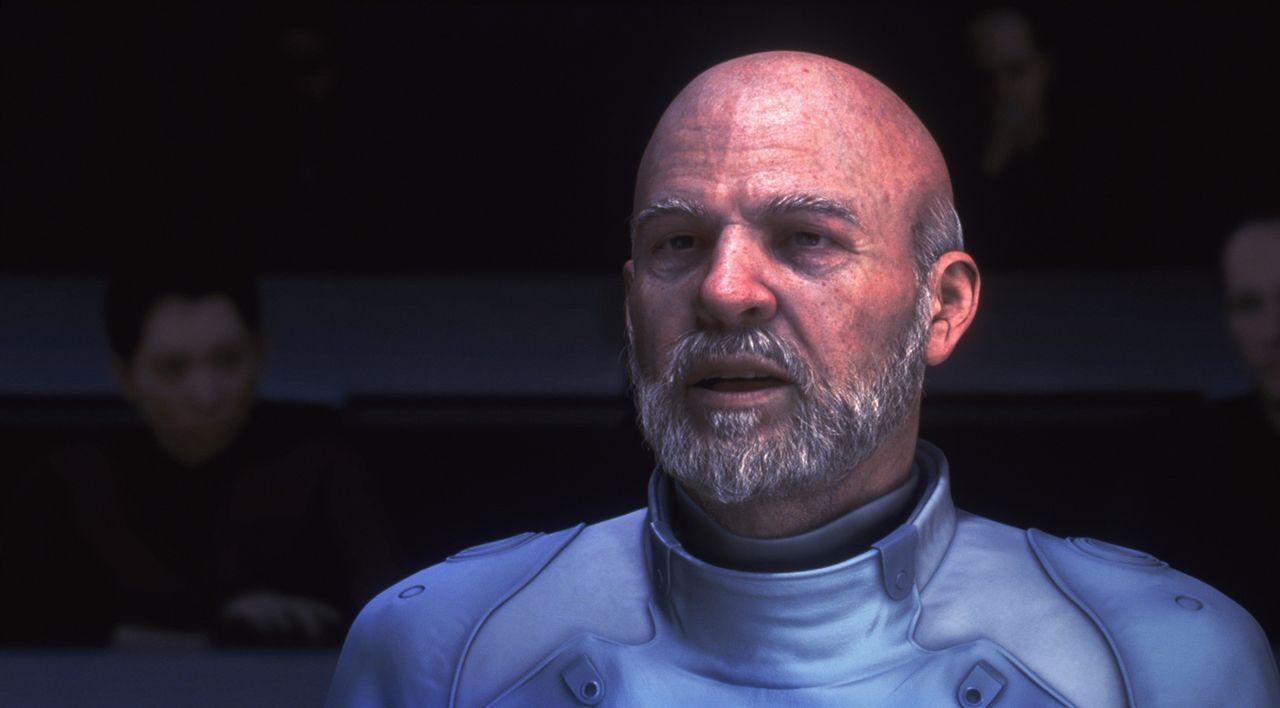 Das Hirn hinter der Wellentheorie: Dr. Sid ist ein wissenschaftliches Genie ... - Bildquelle: 2003 Sony Pictures Television International. All Rights Reserved.