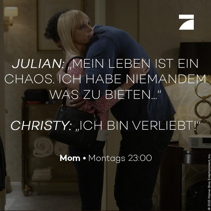 Julian und Christy - Staffel 3 Episode 9 - Bildquelle: 2016 Warner Bros. Entertainment, Inc.