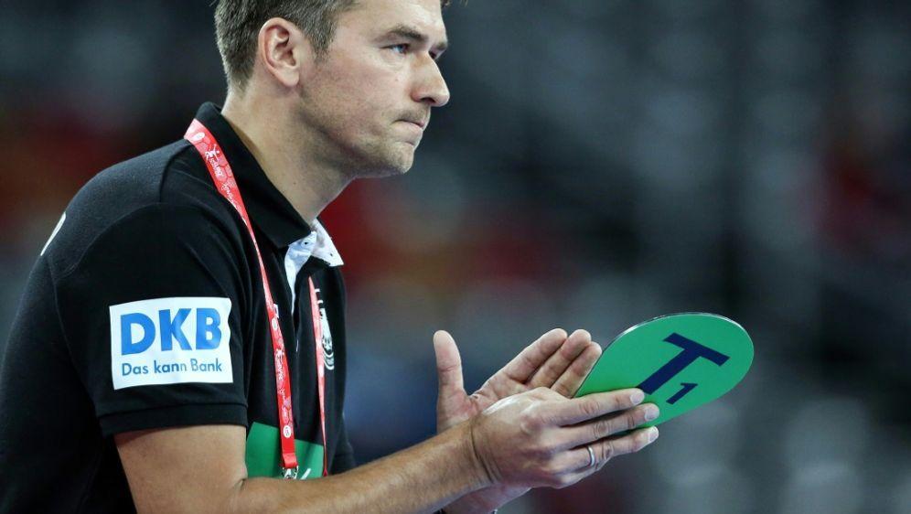 Prokop ruft die Medaillenspiele als Ziel aus - Bildquelle: AFPSID
