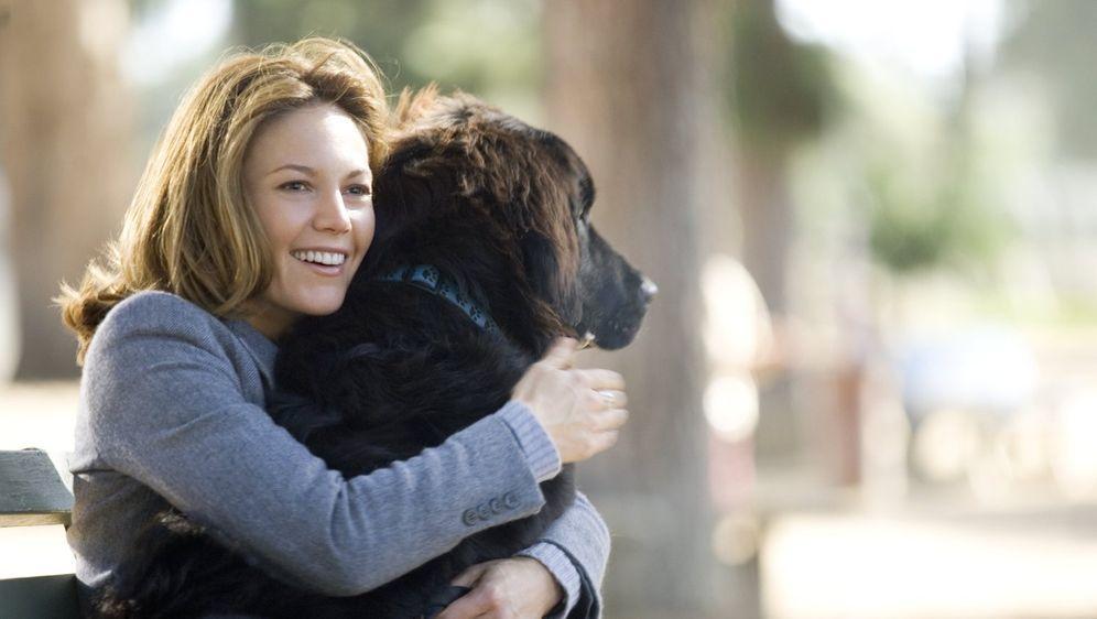 Frau mit Hund sucht Mann mit Herz - Bildquelle: Warner Brothers