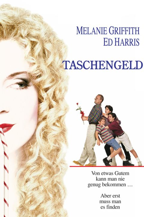 Taschengeld - Plakat - Bildquelle: TM, ® &   1994 by Paramount Pictures. All Rights Reserved.