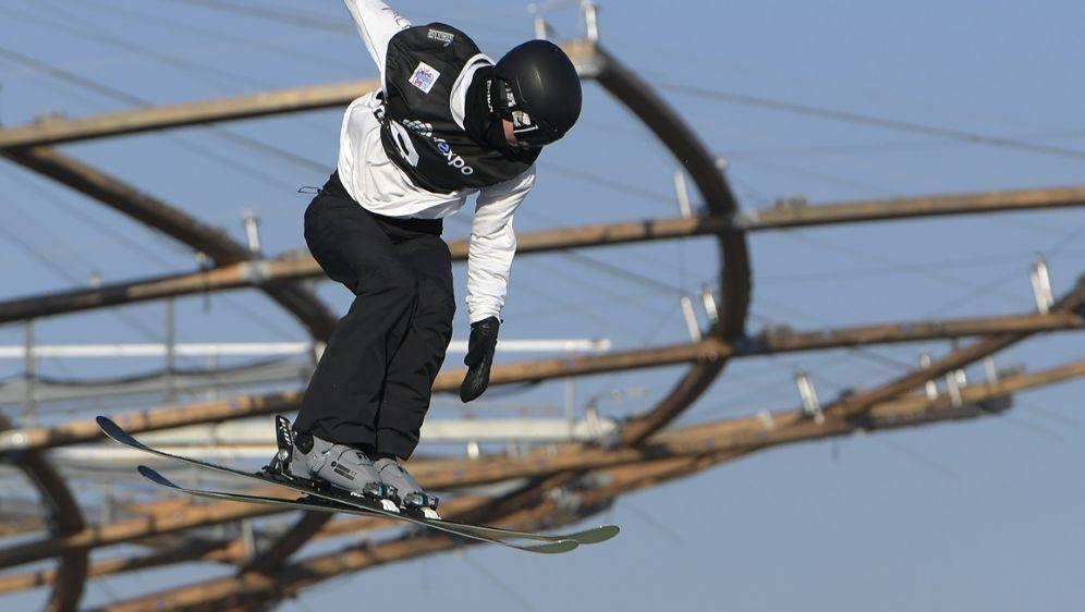 Ski-Freestyle: Kea Kühnel schafft es in die Top 10 - Bildquelle: AFPSIDMIGUEL MEDINA
