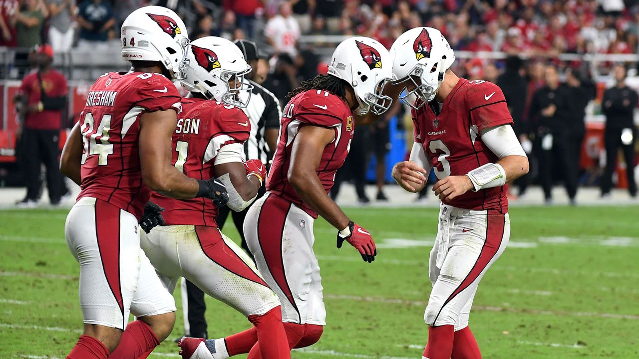 Gewinner: Arizona Cardinals - Bildquelle: 2018 Getty Images