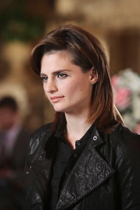 Der neue Fall bereitet Kate Beckett (Stana Katic) Kopfzerbrechen ... - Bildquelle: ABC Studios
