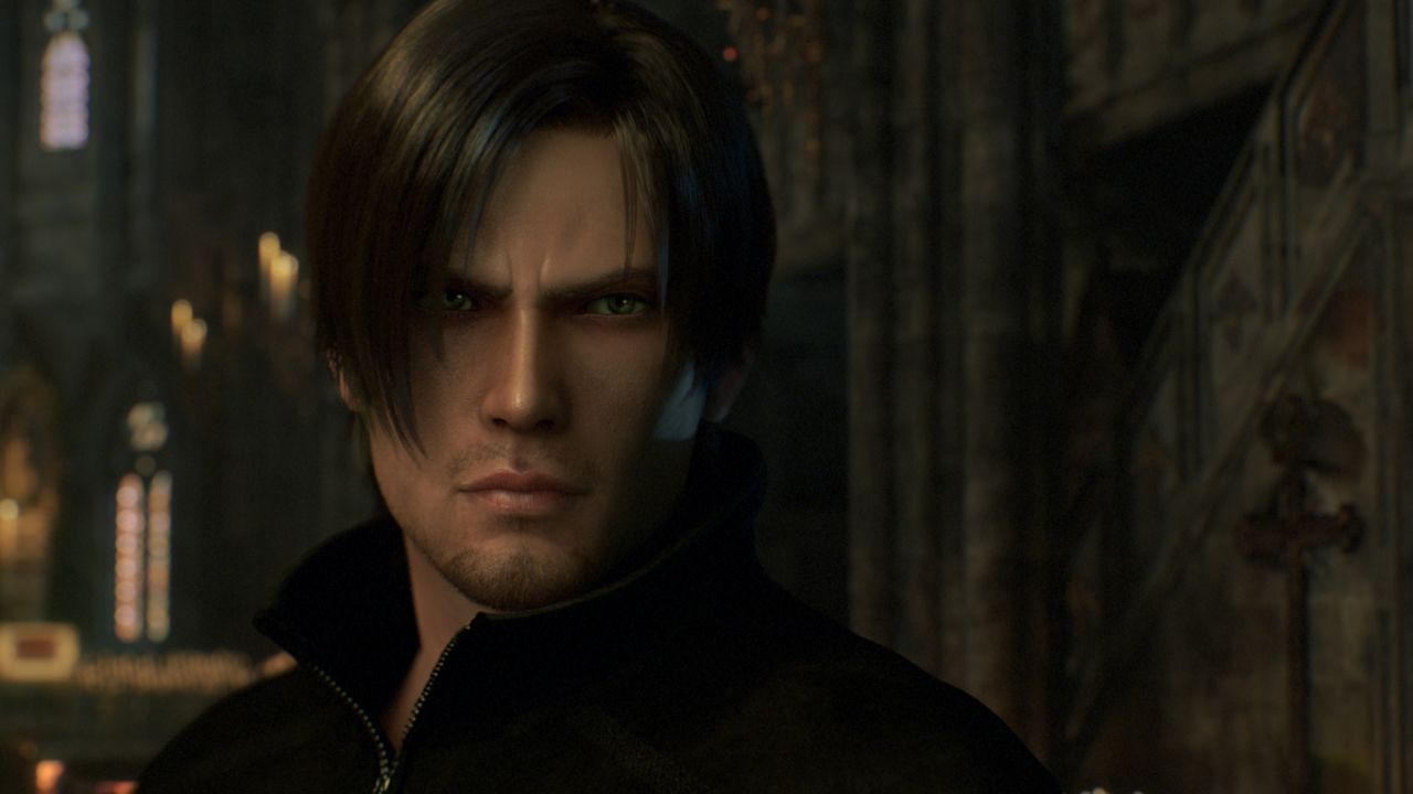 US-Special Agent Leon S. Kennedy wird in ein osteuropäisches Kriegsgebiet geschickt, wo aufständische Rebellen gegen die korrupte, von Oligarchen ge... - Bildquelle: 2012 Capcom Co., Ltd. and Resident Evil CG2 Film Partners. All Rights Reserved.
