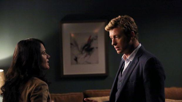 Ermitteln in einem neuen Fall: Patrick (Simon Baker, r.) und Teresa (Robin Tu...