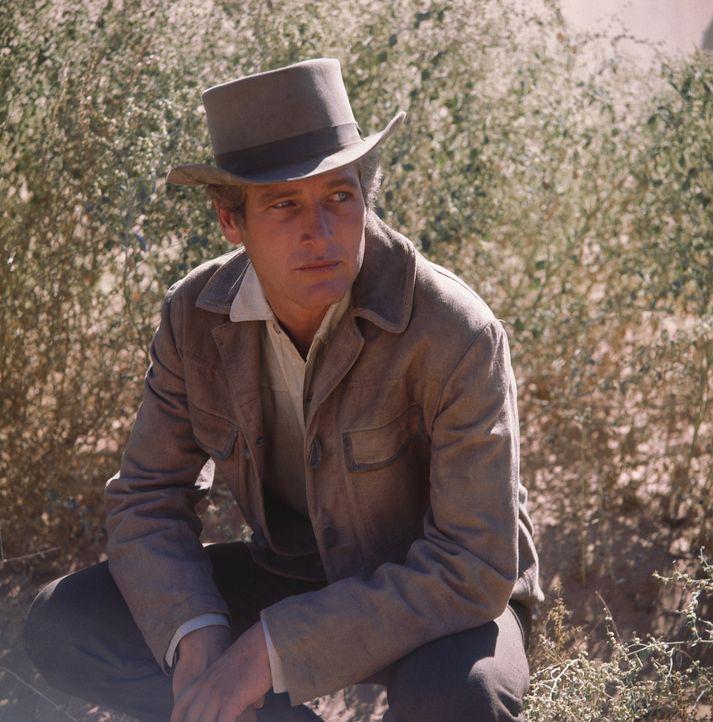 Gemeinsam mit Butch Cassidy plant Sundance Kid (Robert Redford) einen waghalsigen Coup ... - Bildquelle: Twentieth Century-Fox