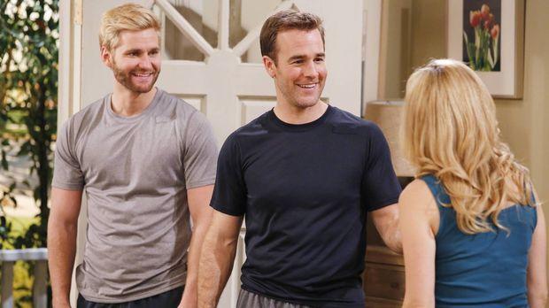 Während Will (James Van Der Beek, M.) mit allen Mitteln versucht, Kelly (Fion...