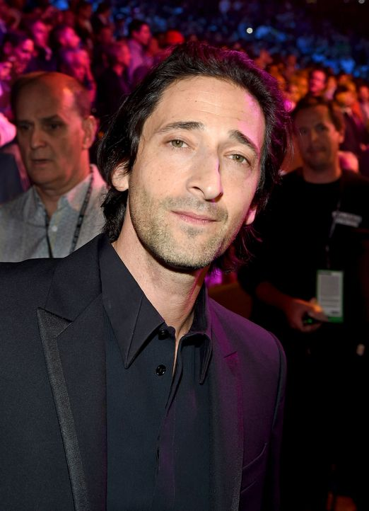 Adrien-Brody-150502-getty-AFP - Bildquelle: getty-AFP