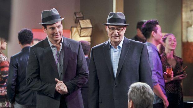 Nathan (Will Arnett, l.) lässt sich von Ed Dolan (Jeffrey Tambor, r.) zu eine...