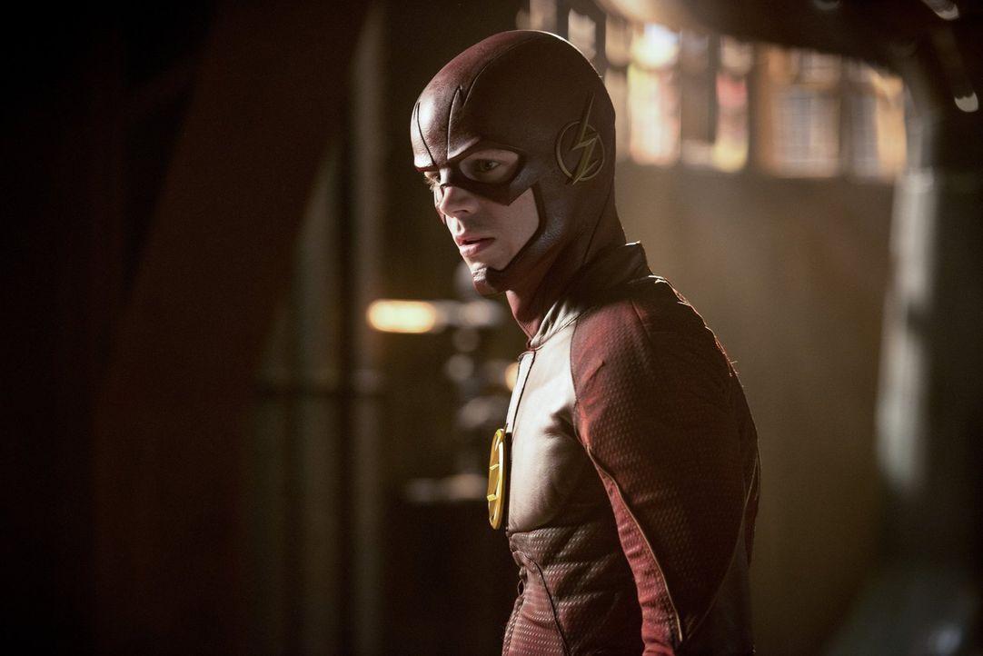 Auf Barry alias Flash (Grant Gustin) und das Team warten einige Veränderungen, die nicht nur positive Auswirkungen haben ... - Bildquelle: 2016 Warner Bros.