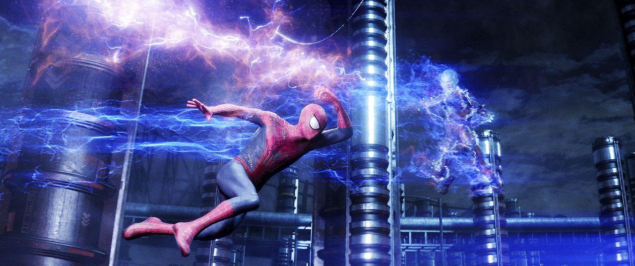 The-Amazing-Spider-Man-2-1-Sony - Bildquelle: Sony Pictures Releasing GmbH