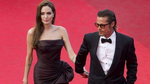 Angelina Jolie und Brad Pitt: Sorgerecht von Maddox und Pax in Gefahr