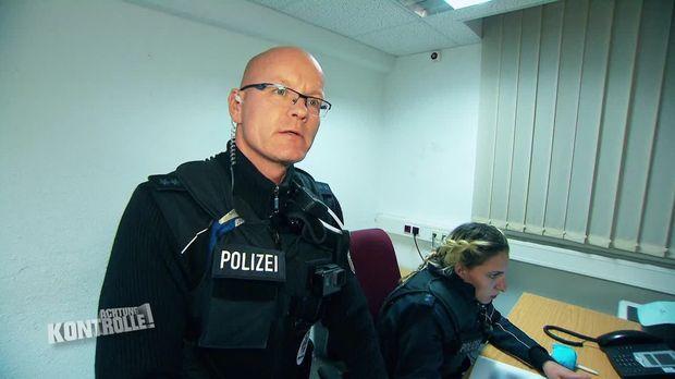 Achtung Kontrolle - Achtung Kontrolle! - Thema U.a: Crystal Und Marihuana- Bundespolizei Magdeburg