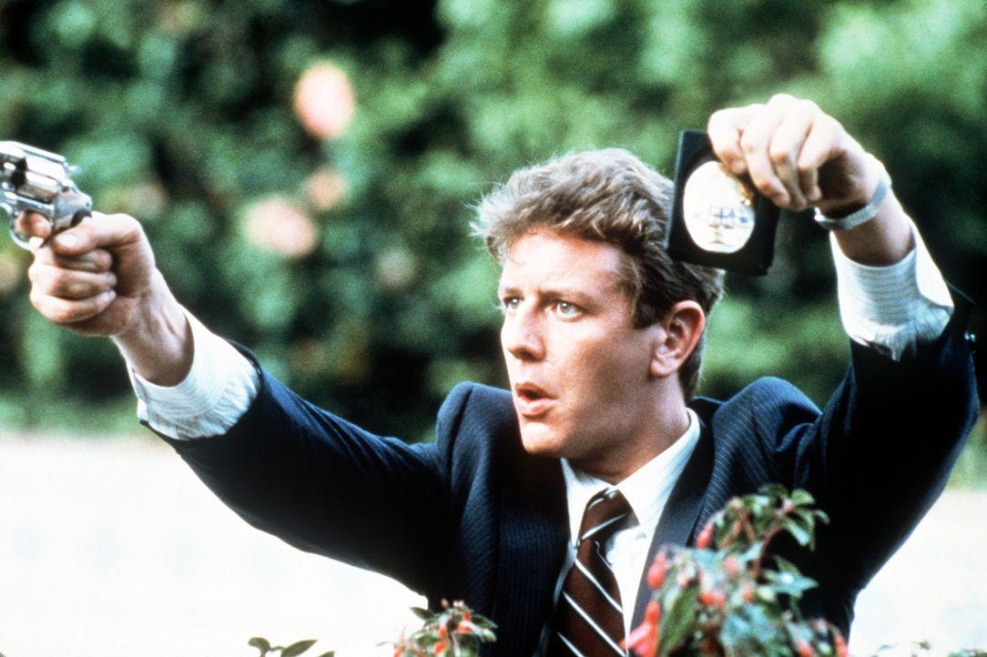 Der junge LAPD Detective Billy Rosewood (Judge Reinhold) lässt sich von dem lässigen Detroit Cop Axel Foley leicht beeindrucken und möchte auch s... - Bildquelle: Paramount Pictures