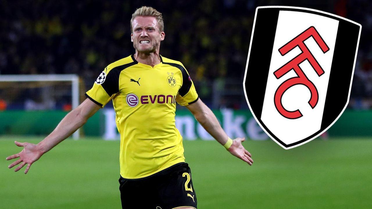Andre Schürrle (Abgang Borussia Dortmund) - Bildquelle: getty