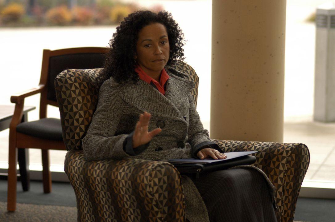 Gelingt es Madison Kelsey (Rae Dawn Chong), die Katastrophe zu verhindern?... - Bildquelle: Black Lagoon Productions